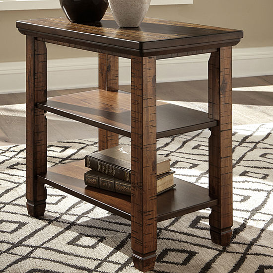 Signature Design by Ashley® Royard Chairside Table