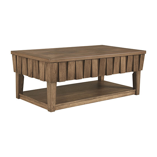 Signature Design by Ashley® Rowenbeck Lift Top Coffee Table