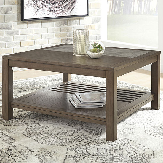 Signature Design by Ashley Deylin Coffee Table