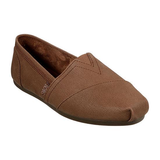 Skechers Bobs Womens Bobs Plush - Beyond Dreams Slip-On Shoe Closed Toe