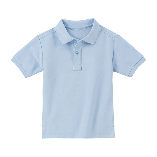 IZOD Toddler Boys Short Sleeve Polo Shirt