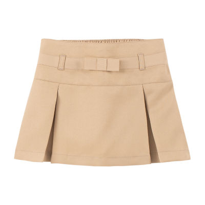 Izod Exclusive Girls Short Scooter Skirt Toddler