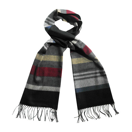 Stafford® Horizontal Striped Scarf