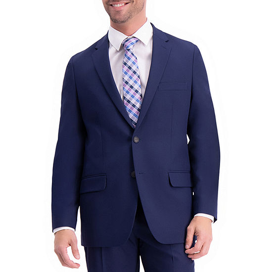 Haggar Active Series Classic Fit Suit Separate Classic Fit Stretch Suit Jacket