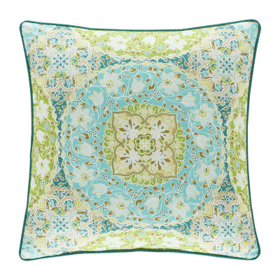 Queen Street Ava 18x18 Square Throw Pillow