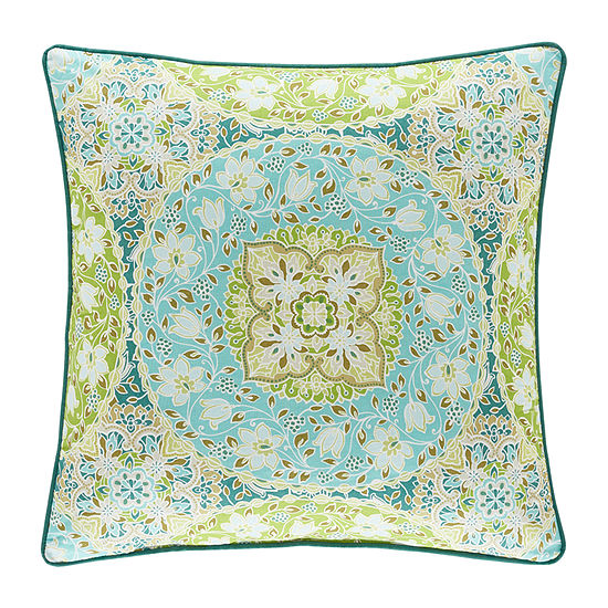 Queen Street Ava 18x18 Square Throw Pillow