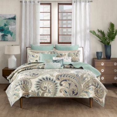 jcpenney.com | INK+IVY Mira 3-pc. Coverlet Mini Set & Accessories