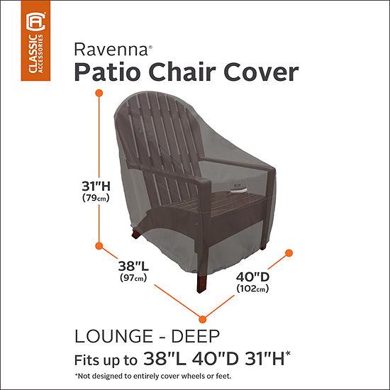 Classic Accessories® Ravenna Deep Chair Cover