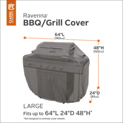 Classic Accessories® Ravenna Large Grill Cover