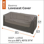 Classic Accessories® Ravenna Large Deep Sofa Loveseat Cover