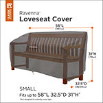 Classic Accessories® Ravenna Small Loveseat Cover