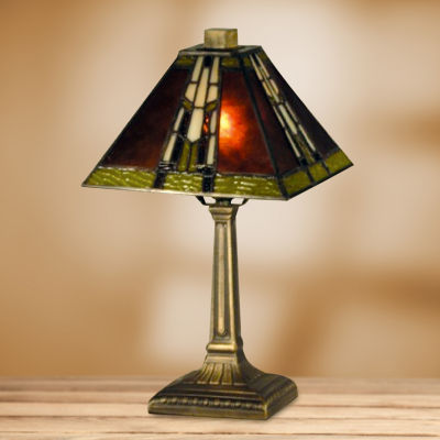 Dale Tiffany™ Charwood Accent Lamp