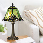 Dale Tiffany™ Green Haiawa Mini Lamp