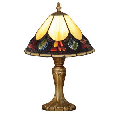 Dale Tiffany™ Pebblestone Mini Lamp
