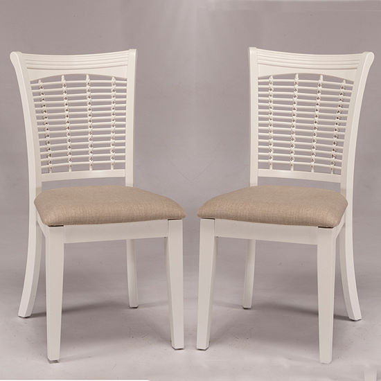 Jcpenney Dining Chairs: Everwood Set Of 2 Dining Chairs-JCPenney, Color: White