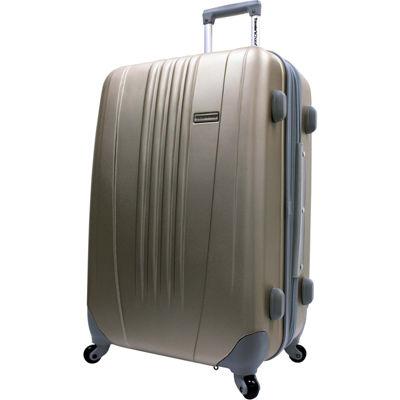 """Traveler's Choice® Toronto 25"""" Expandable Hardside Spinner Luggage"""