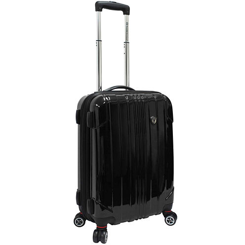 "Traveler's Choice® Sedona 21"" Expandable Spinner Luggage"