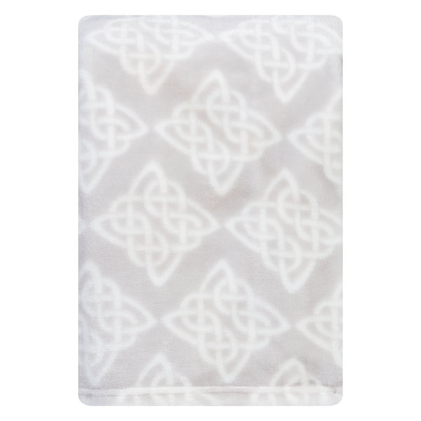 Trend Lab Celtic Knot Receiving Blanket