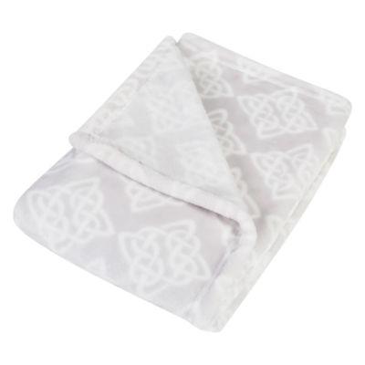 Trend Lab Celtic Knot Receiving Blanket