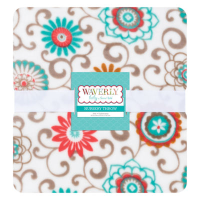 Trend Lab Waverly Pom Pom Play Throw