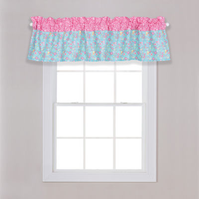 Trend Lab Tropical Tweets Rod-Pocket Curtain Panel