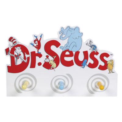 Dr. Seuss Friends PEG Hook
