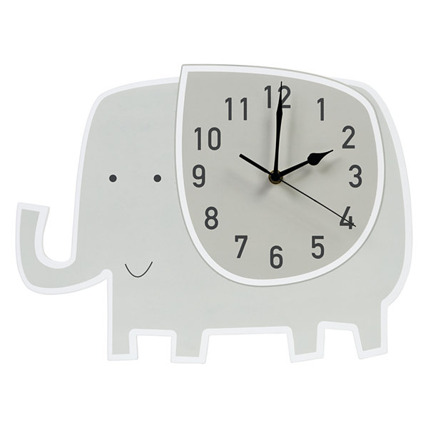Trend Lab Elephant Wall Clock