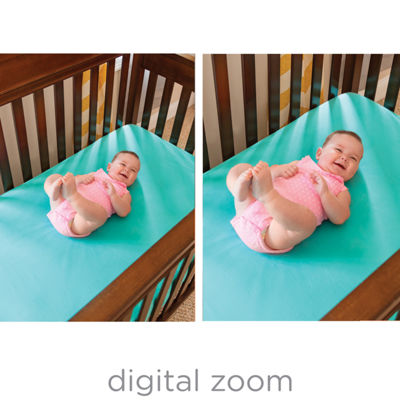 Summer Infant® Panorama Digital Color Video Baby Monitor