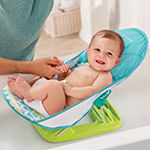 Summer Infant® Deluxe Baby Bather - Blue Triangle