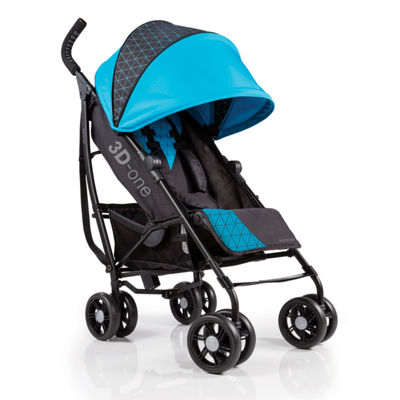 Summer Infant 3d-one  Convenience Lightweight Stroller