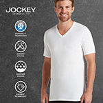 Jockey® 2 Pair Staycool+® V-Neck T-Shirt - Big