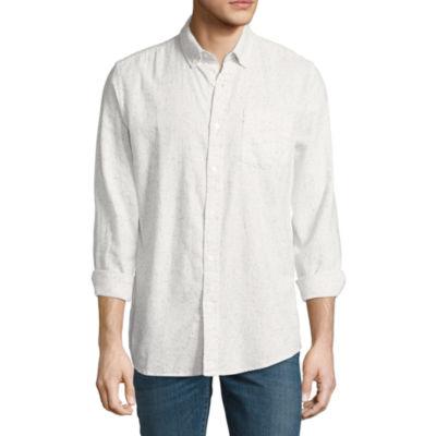 Arizona Long Sleeve Button-Front Shirt