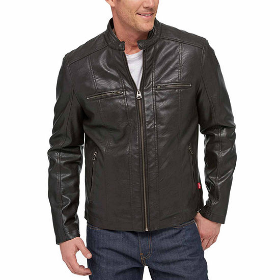 Levi's® Men's Midweight Motorcycle Jacket