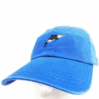 Killer Whale Dad Cap