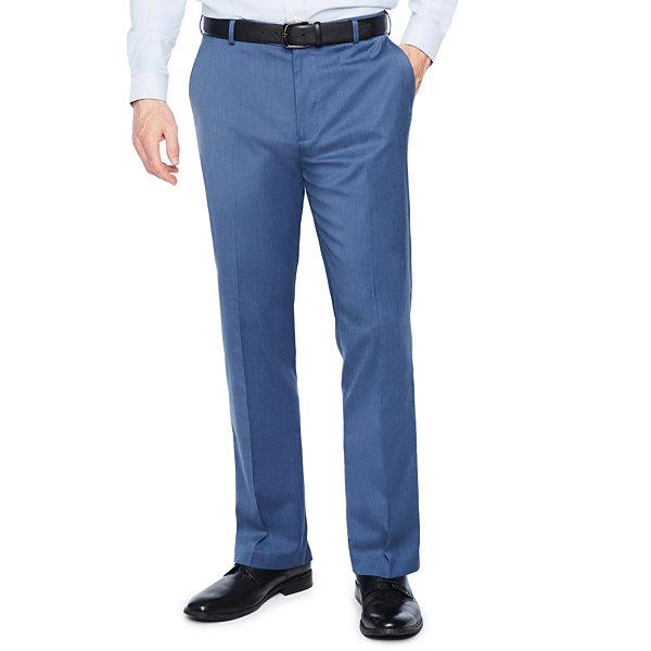 52f84a37d5471 Men's Van Heusen Air Flat-Front Straight-Leg Flex Dress Pants