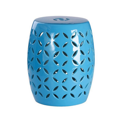 Devon & Claire Amalfi Patio Garden Stool