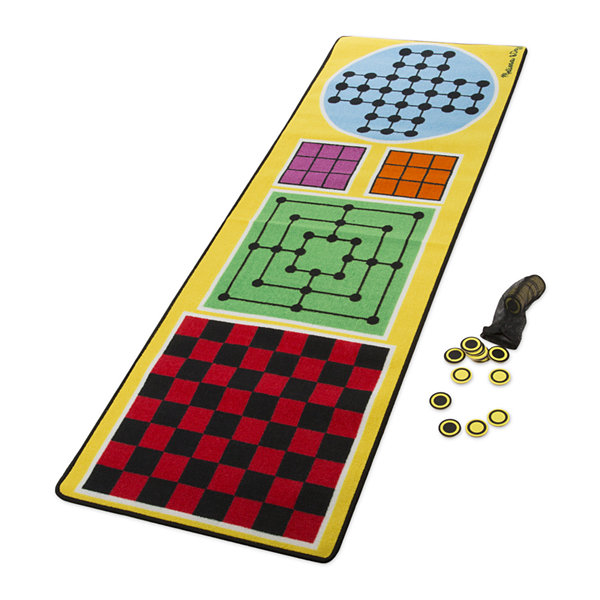 Melissa & Doug® 4-in-1 Game Rug