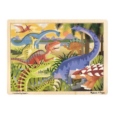 Melissa & Doug® Dinosaur Jigsaw (24pc)