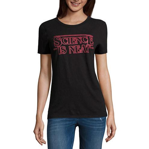 """Arizona """"Science is Neat"""" Graphic T-Shirt- Juniors"""