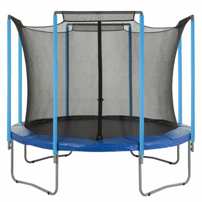 Upper Bounce Trampoline Replacement Enclosure Safety Net: Fits For 15  ft Using 4 Arches (NET ONLY)