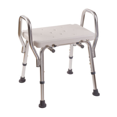 DMI Heavy Duty Bath and Shower Chair with Arms