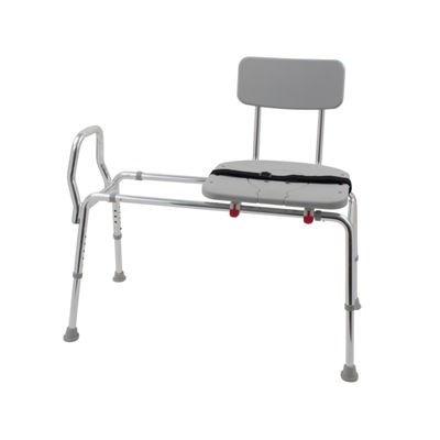 DMI Sliding Shower Transfer Bench