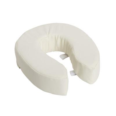DMI 4-Inch Vinyl Foam Toilet Seat Cushion