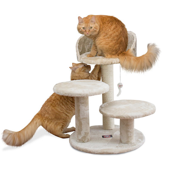 Majestic Pet 27In Bungalow Dog Cat Tree