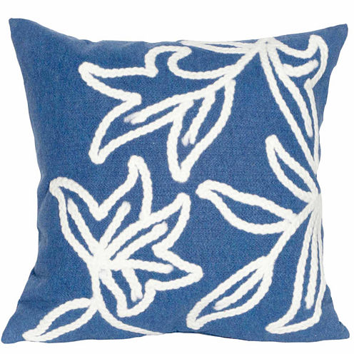 Liora Manne Visions I Windsor Square Outdoor Pillow