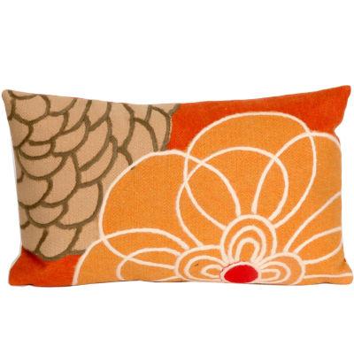 Liora Manne Visions Iii Disco Rectangular Outdoor Pillow
