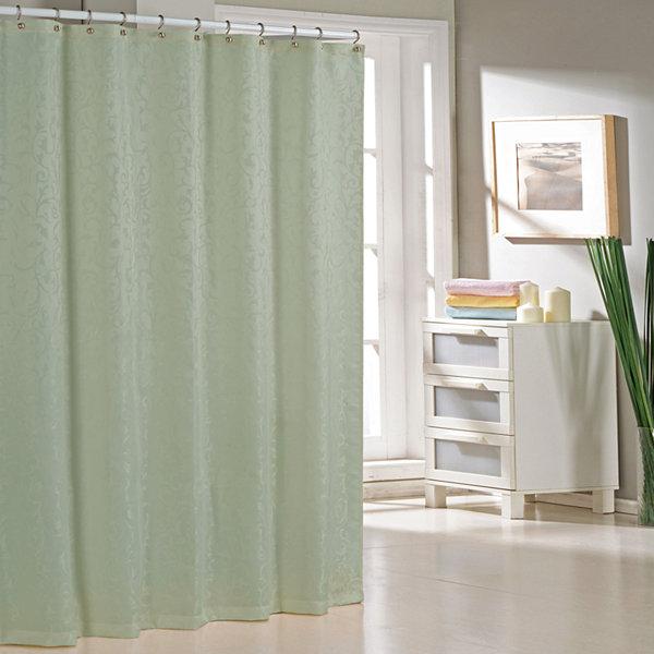 Duck River Livingston Jacquard Shower Curtain Jcpenney