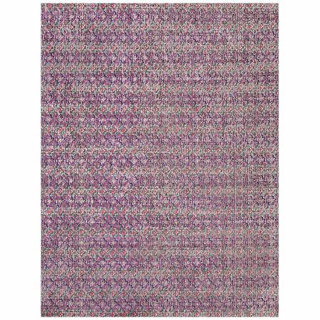 Decor 140 Glenmore Rectangular Indoor Rugs, One Size , Purple