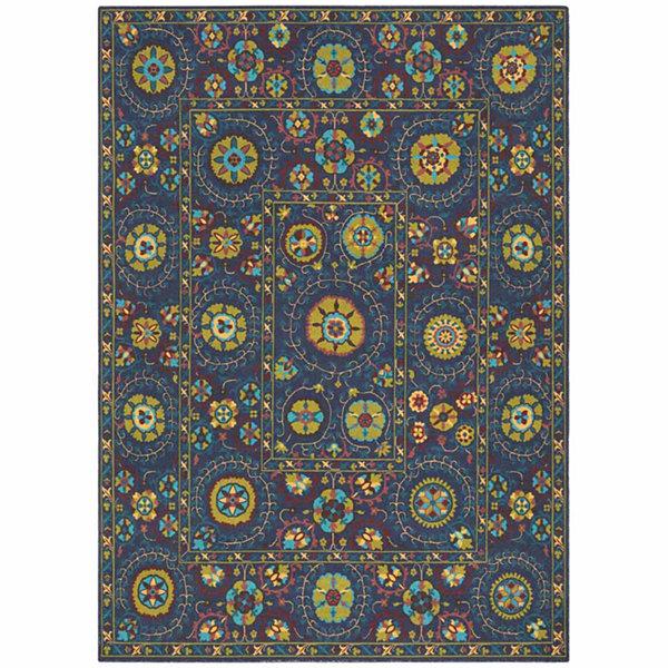 Decor 140 klammath rectangular rugs jcpenney for Decor 140 rugs