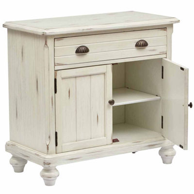 Home Meridian Country Chest Storage Chest